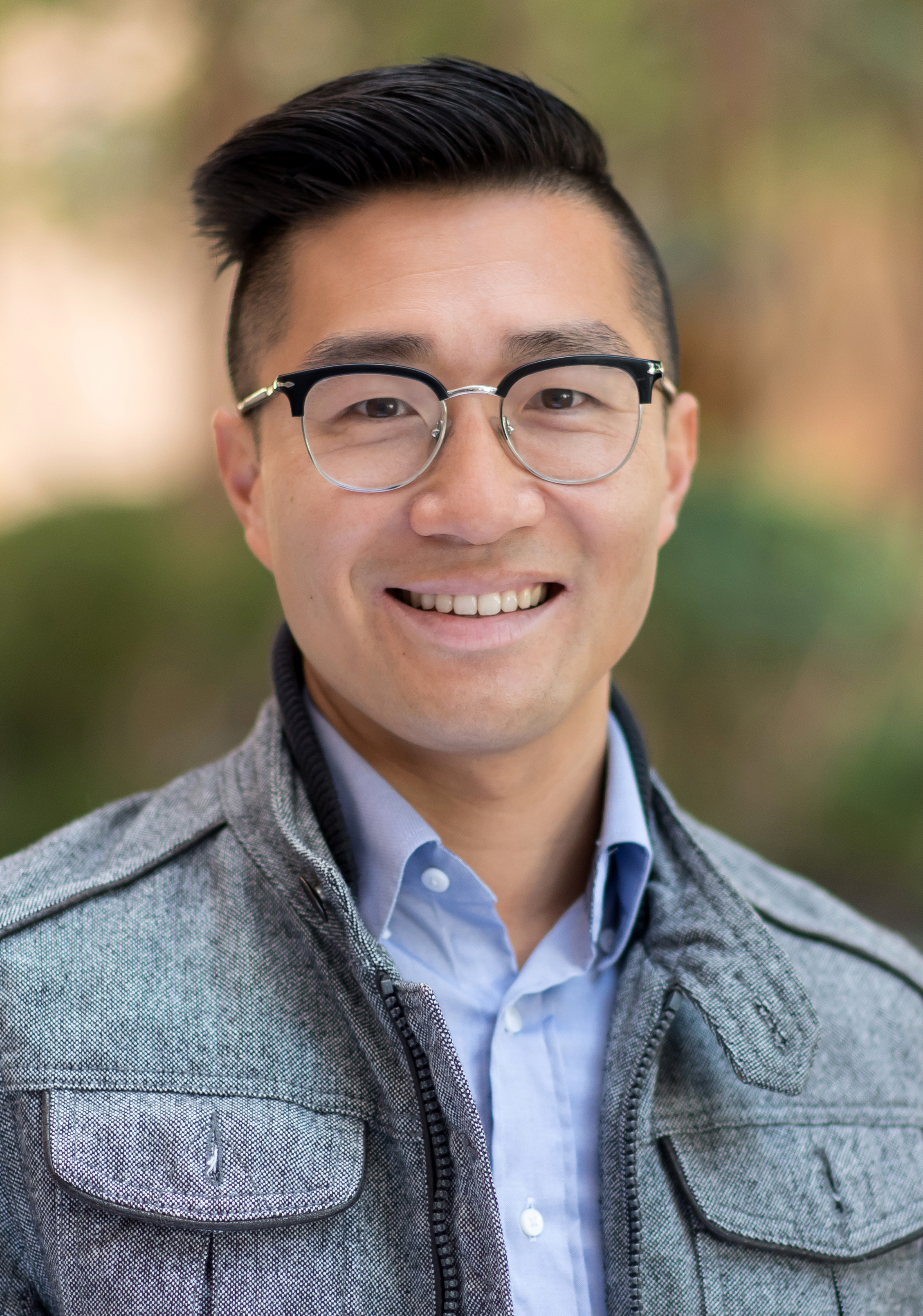 Headshot of Daniel Lau