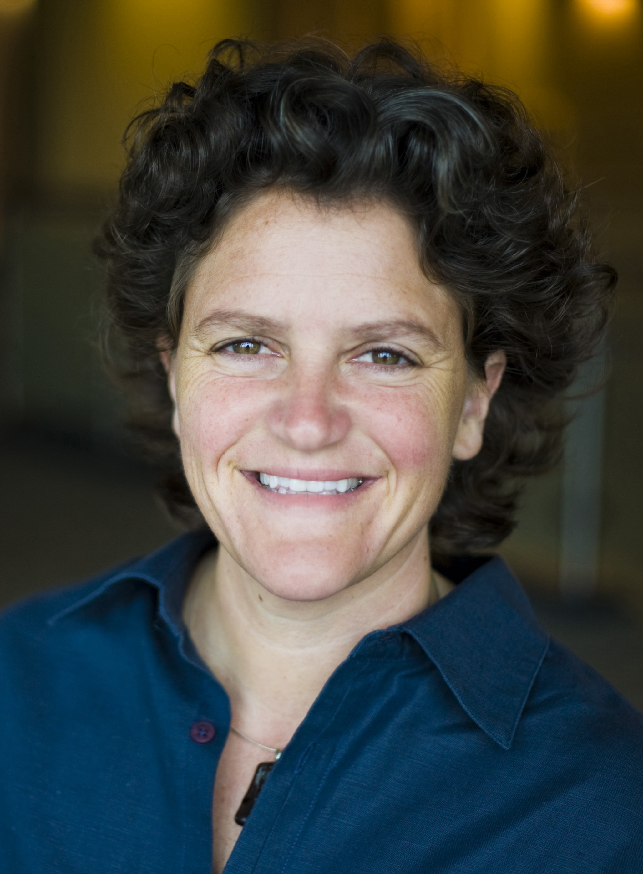 Headshot of the author, Ellen LaPointe