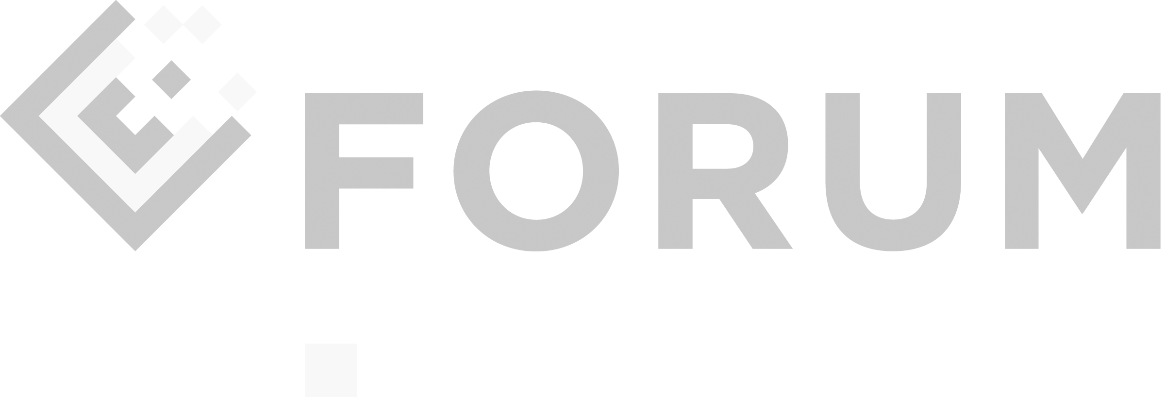 Logo for the United Philanthropy Forum