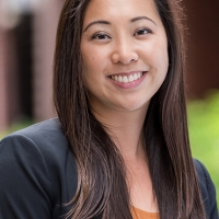 Headshot of NCG's Public Policy Director, Cecilia Chen